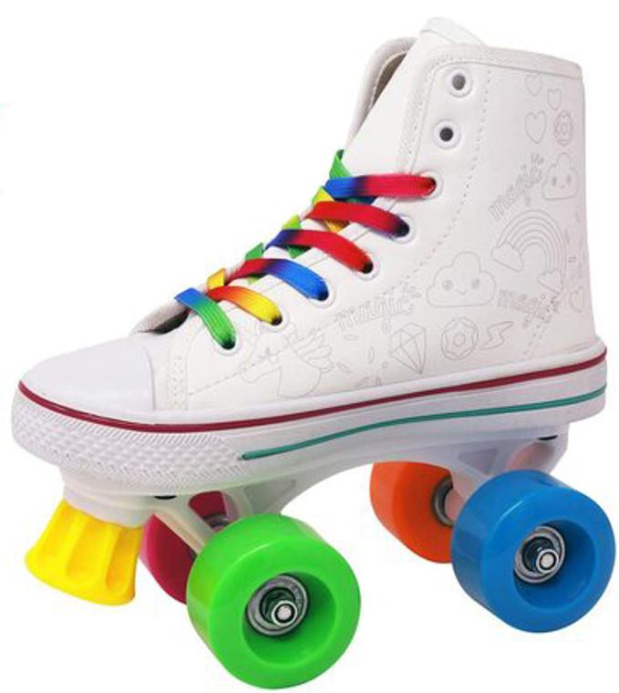Color Me Kids Skates