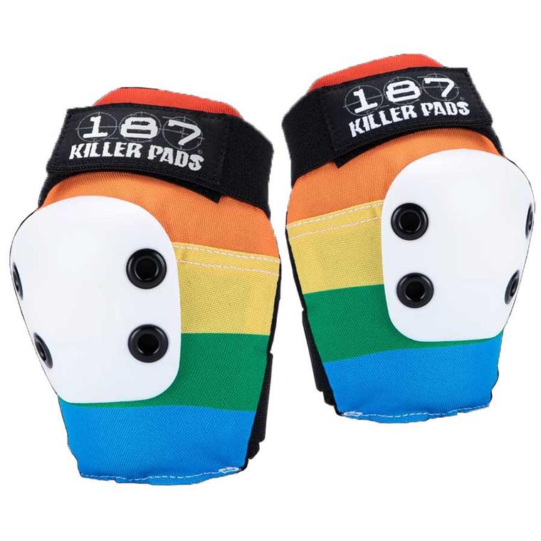 187 Slim Elbow Pads - Rainbow