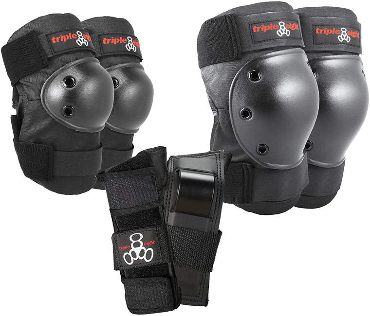 Saver Series Pads (3-Pack) Black
