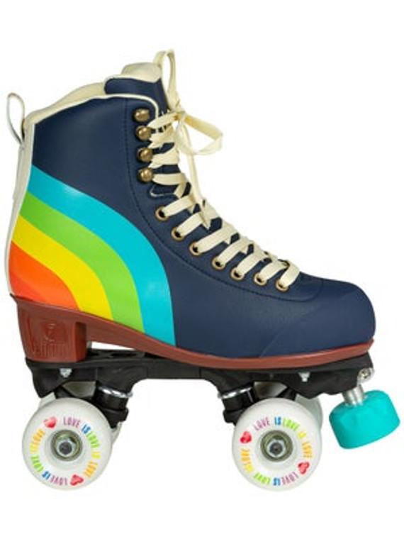 Chaya Melrose Elite Skates - Love is Love