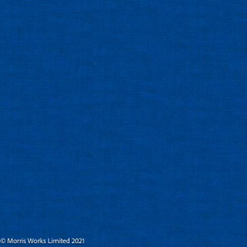 Linen Texture - Ultramarine 100% cotton fabric Makower UK