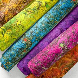 Benartex Fabric UK - Poured Colour Collection