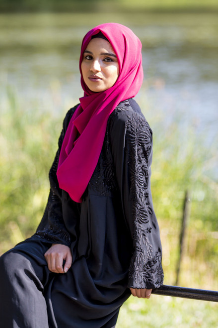 Georgette Square Hijabs