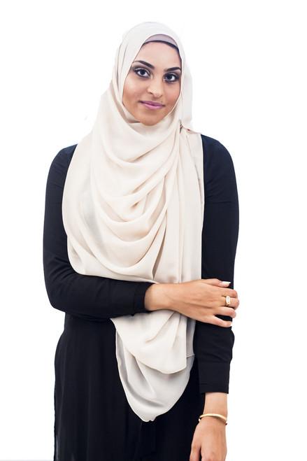 "58"" Square Hijab"