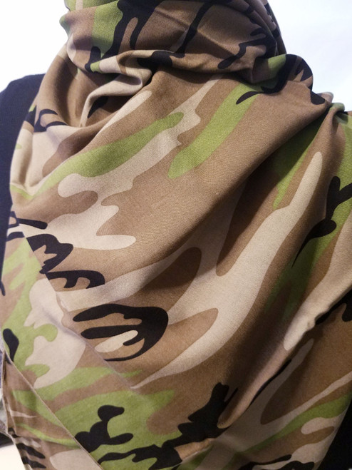 Camouflage Wrap