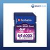 Verbatim Premium SDXC UHS-1 64GB 600x 49193 card