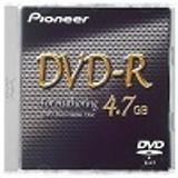Pioneer DVD-R in Jewel Cases