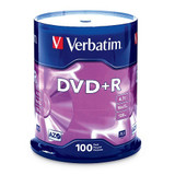 DVD+R Spindles