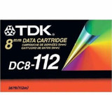 TDK 8MM Tape Cartridges