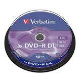 DVD+R DL (Dual Layer)