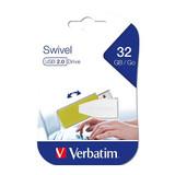 Verbatim 32GB USB Flash Storage Drives