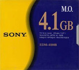 SONY Magneto Optical Disks