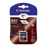 Verbatim Standard Secure Digital (SD) Cards