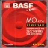 BASF Magneto Optical MO Disks