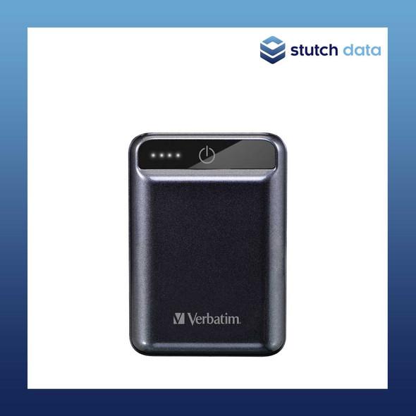 Image of Verbatim Pocket Power Pack 10,000 mAh - Graphite 65791