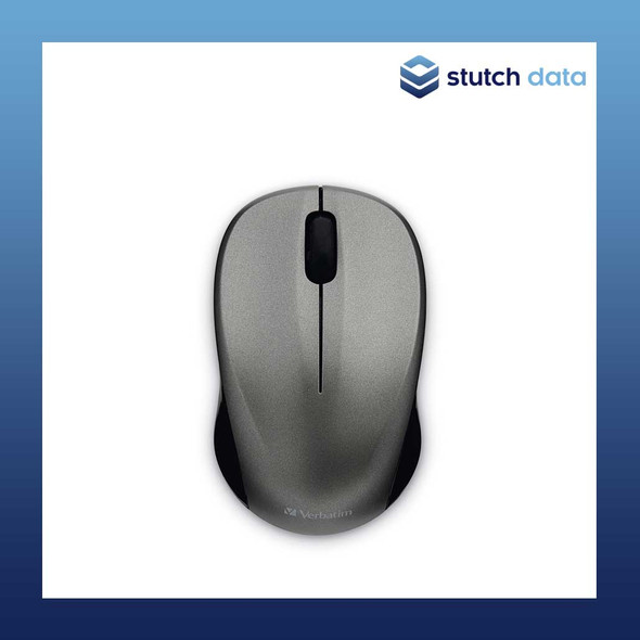 Image of Verbatim Silent Wireless Blue LED Mouse – Graphite 99769