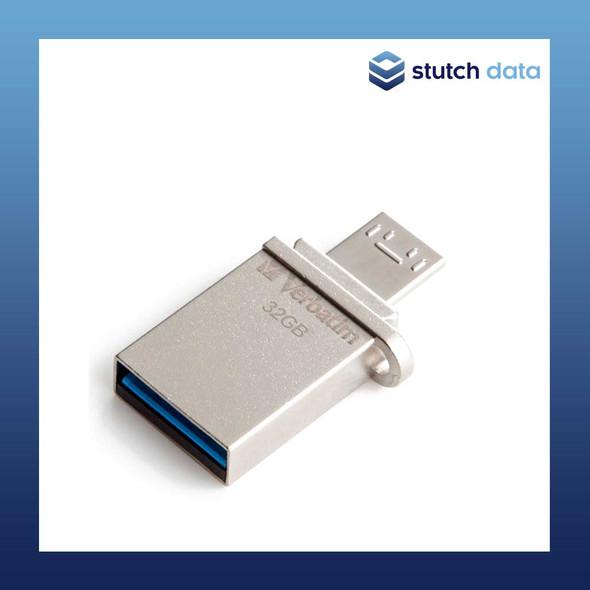 Verbatim Store'n'Go OTG Micro USB 3.0 Drive 32GB 64936 image