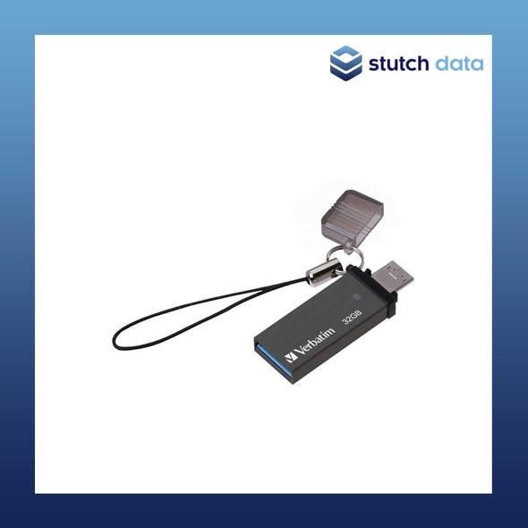 Verbatim Store'n'Go OTG Tiny USB 3.0 Drive 32GB 64497 image