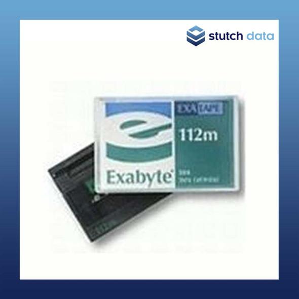 Image of Exabyte 8mm 112M 5GB/10GB Data Cartridge 180093