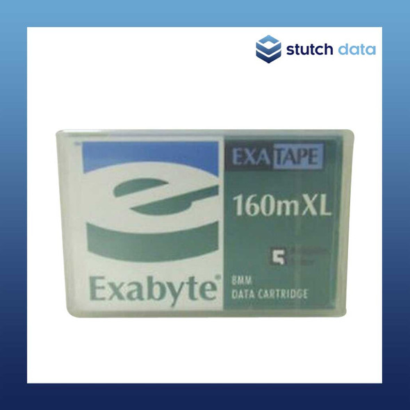 Image of Exabyte 160mXL D8 8mm Data Cartridge 307265