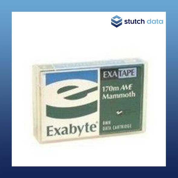Image of Exabyte 170M AME Mammoth 8mm Data Cartridge