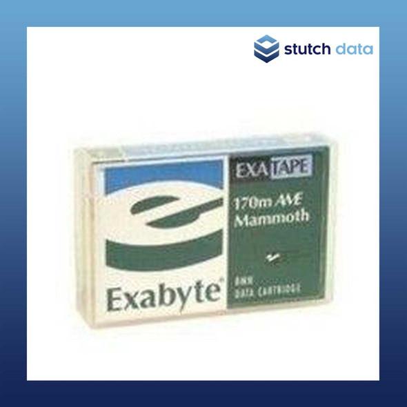 Image of Exabyte 170M AME Mammoth 8mm Data Cartridge 312329