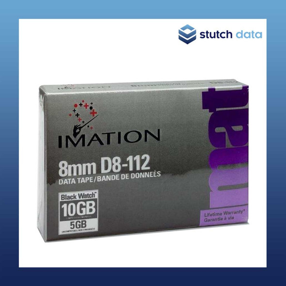 Image of Imation 8MM 112M D8-112 Data Tape 40858