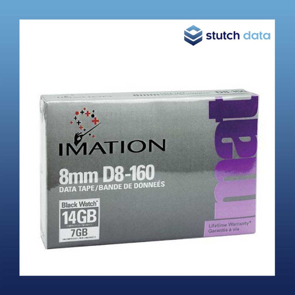Image of Imation 8MM D8-160 Data Tape 45386