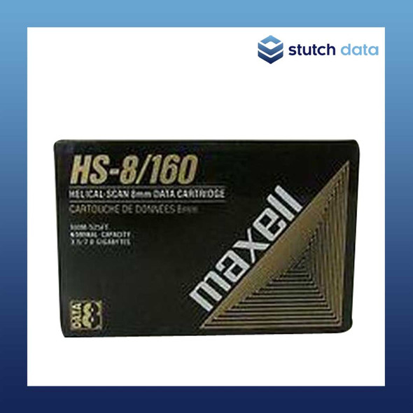 Image of Maxell D8 8MM 160M Data Cartridge HS-8/160
