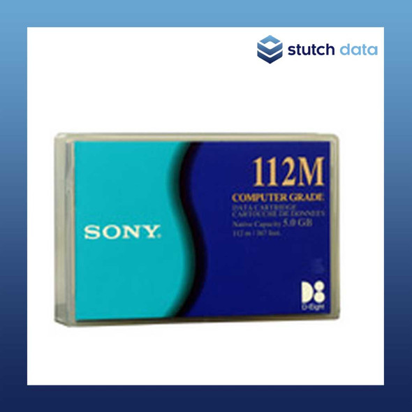 Image of Sony 112M 5.0GB QG112M Data Cartridge