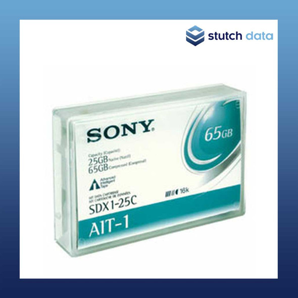 Image of Sony AIT-1 65GB Tape SDX1-25C