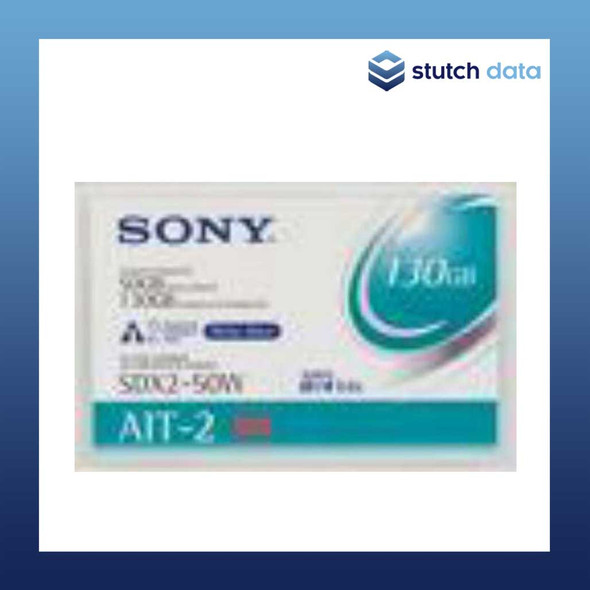 Image of Sony AIT-2 WORM Data Cartridge SDX2-50W