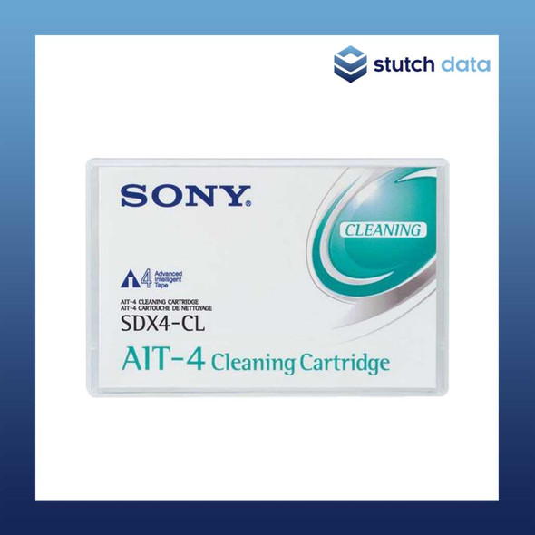 Image of Sony AIT-4 Cleaning Cartridge SDX4-CLL