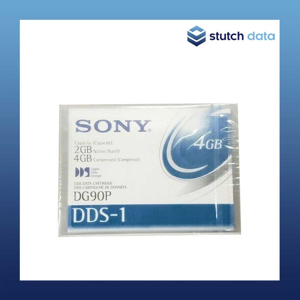 Sony DDS-1 90m Data Cartridge DG90P