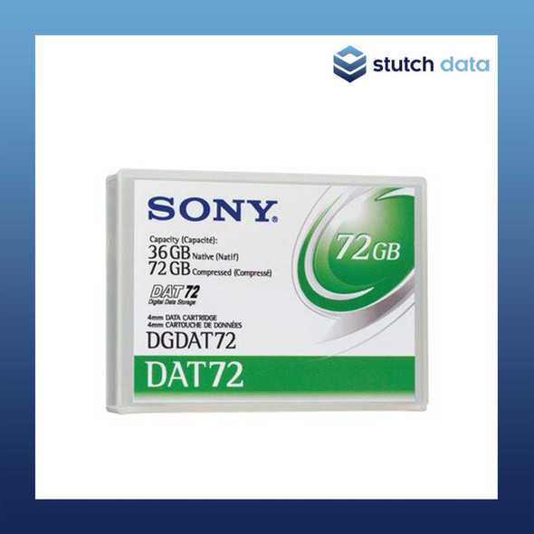 Sony DAT72 36GB 72GB Data Cartridge DGDAT72