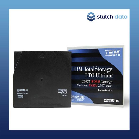 Image of IBM LTO6 Ultrium 6 WORM Tape Cartridge 00V7591