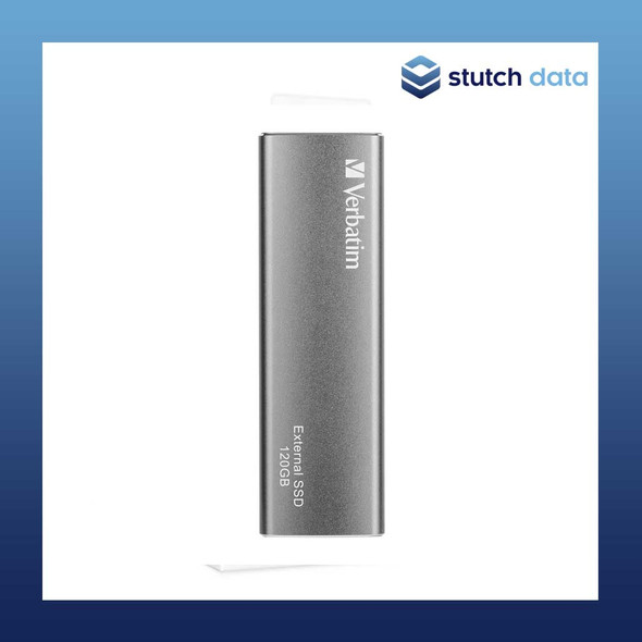Image of Verbatim Vx500 EXTERNAL SSD Drive 120GB 47441 front view