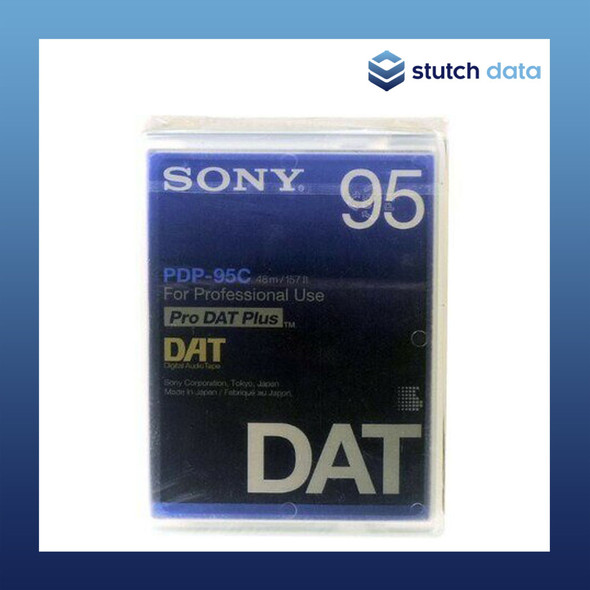 Sony Pro DAT Plus Digital Audio Tape PDP-95C