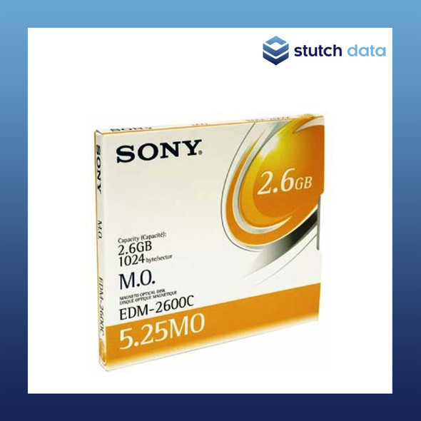 Sony Magneto Optical (MO) Disk 2.6GB RW EDM-2600B/C
