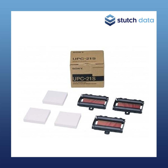 Sony A6 Color Printing Pack UPC-21S UPC 21S