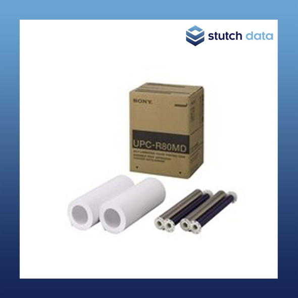 Sony A4 Self-Laminating Color Printing Pack UPC-R80MD