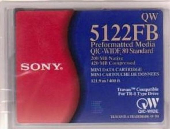 Sony QIC 200/420MB Mini Data Cartridge QW5122FB