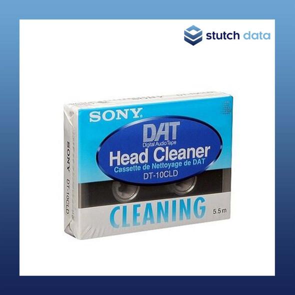 Sony DAT Digital Audio Tape Head Cleaner Cassette DT-10CLD