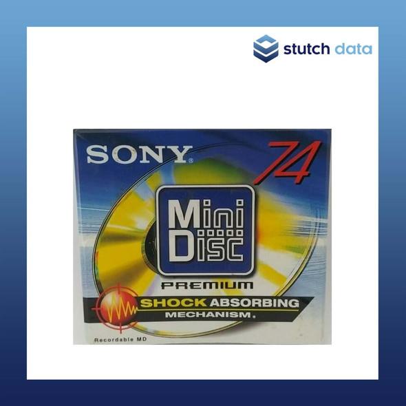 Sony Premium Mini Disc 74 minutes MDW-74B