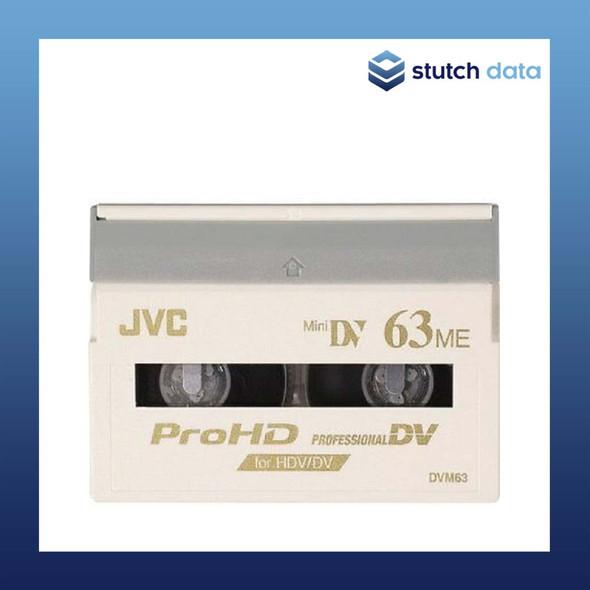 Image of JVC Mini DV 63ME ProHD ProfessionalDV Digital Video Cassette MDV63PROHD