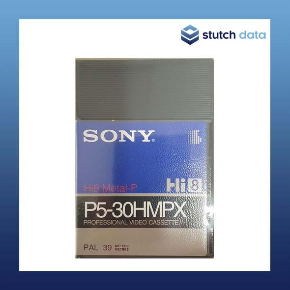 Sony Hi8 Metal-P Professional Video Cassette 39 metres P5-30HMPX