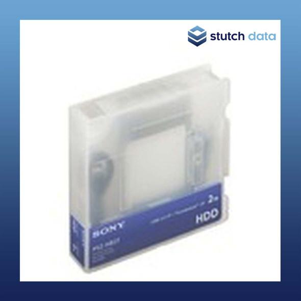 Sony Portable Storage Hard Disk Drive 1TB USB 3 & Firewire 800 PSZ-HA1T