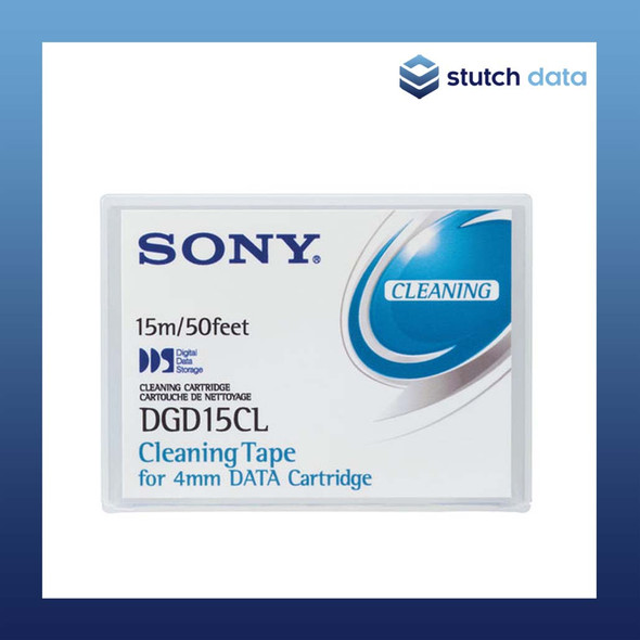 Sony DDS Cleaning Cartridge DG5CL