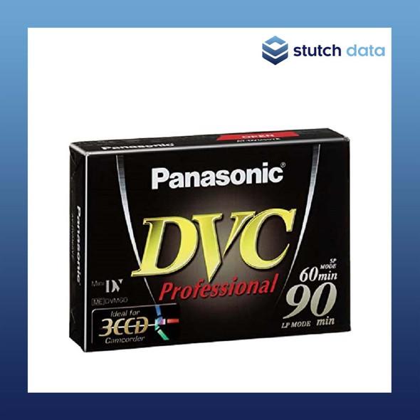 Panasonic DVC Professional Mini DV 60min ME Cassette AY-DVM60YE