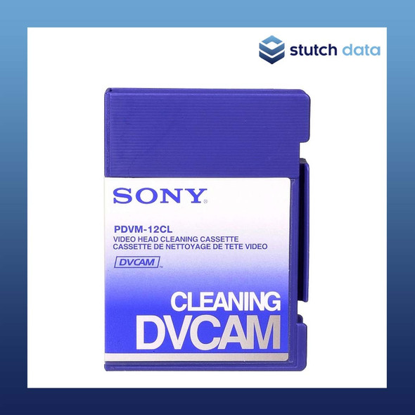 Sony Video Head Cleaning Cassette Small PDVM12CL PDVM-12CL